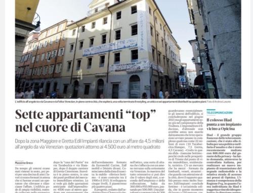 """Sette appartamenti """"top"""" nel cuore di Cavana a Trieste"""